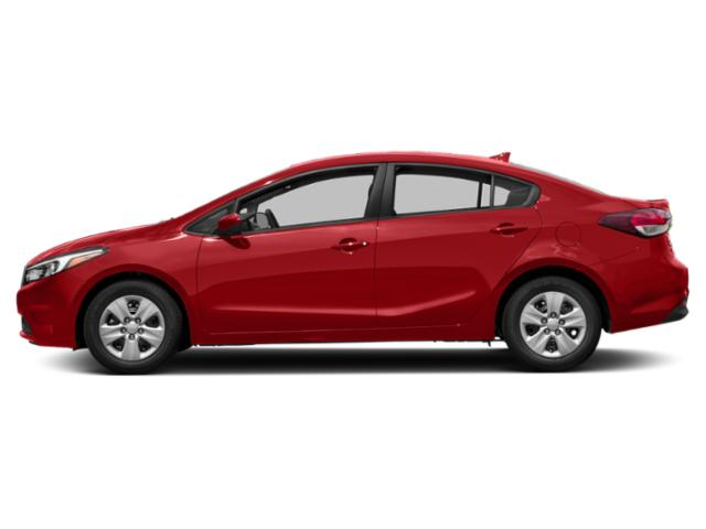 Currant Red 2018 Kia Forte Pictures Forte EX Auto photos side view
