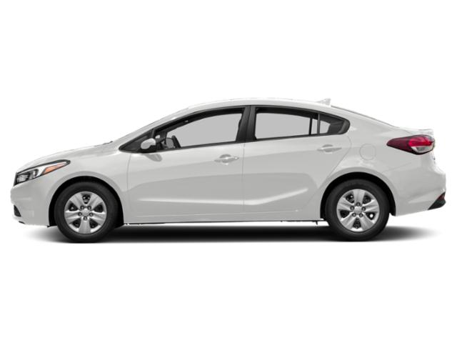 Clear White 2018 Kia Forte Pictures Forte LX Manual photos side view