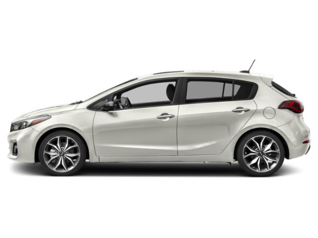 Snow White Pearl 2018 Kia Forte5 Pictures Forte5 Hatchback 5D SX I4 photos side view