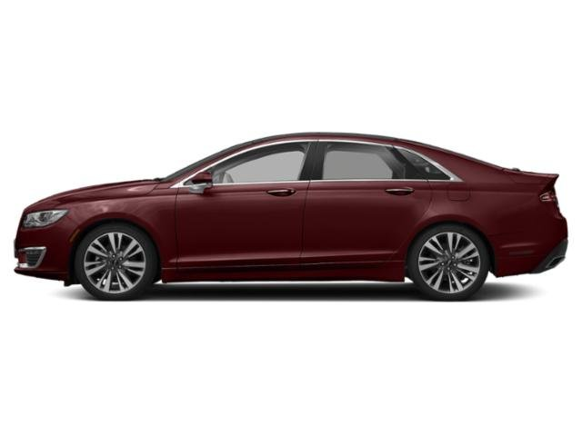 Burgundy Velvet Metallic Tinted Clearcoat 2018 Lincoln MKZ Pictures MKZ Sedan 4D Premiere I4 Turbo photos side view