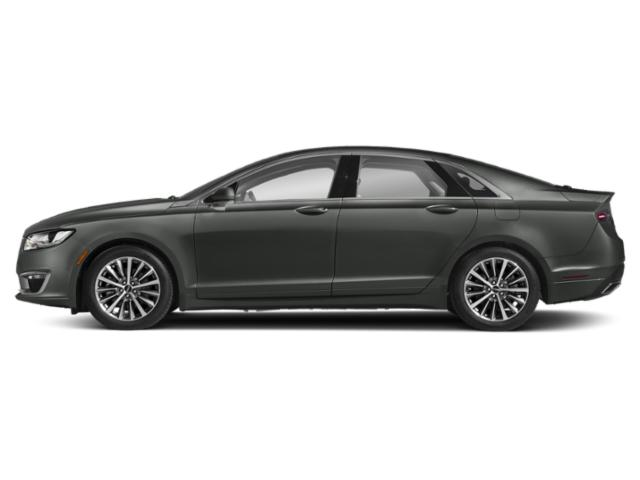 Magnetic Gray Metallic 2018 Lincoln MKZ Pictures MKZ Sedan 4D Reserve I4 Hybrid photos side view