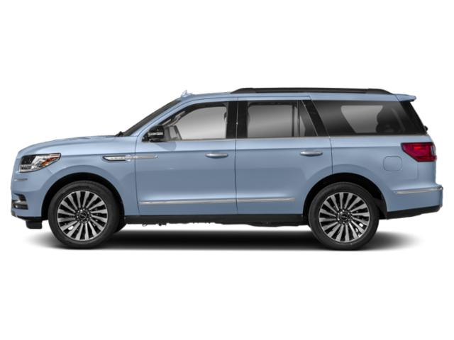 Chroma Crystal Blue 2018 Lincoln Navigator Pictures Navigator 4x4 Black Label photos side view