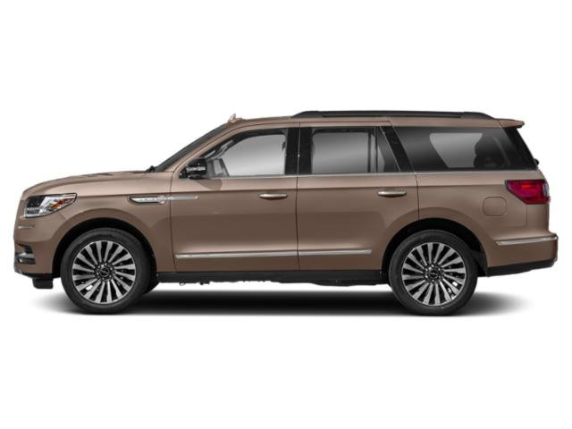 Chroma Molten Gold 2018 Lincoln Navigator Pictures Navigator 4x4 Black Label photos side view
