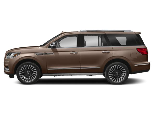 Chroma Molten Gold 2018 Lincoln Navigator Pictures Navigator Utility 4D Black Label 4WD photos side view