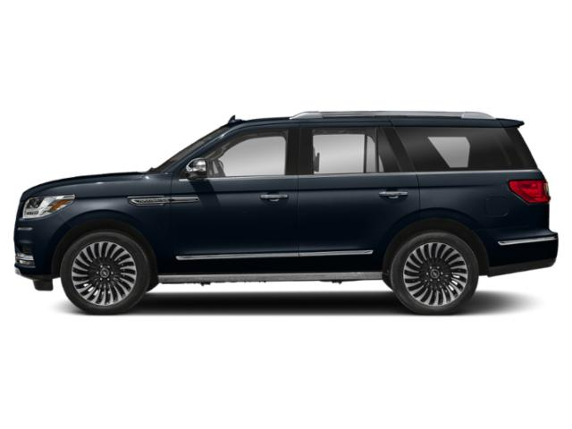 Rhapsody Blue 2018 Lincoln Navigator Pictures Navigator Utility 4D Black Label 4WD photos side view