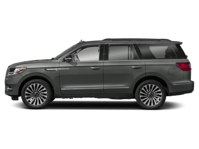 Magnetic Gray Metallic 2018 Lincoln Navigator Pictures Navigator Utility 4D Select 4WD V6 Turbo photos side view