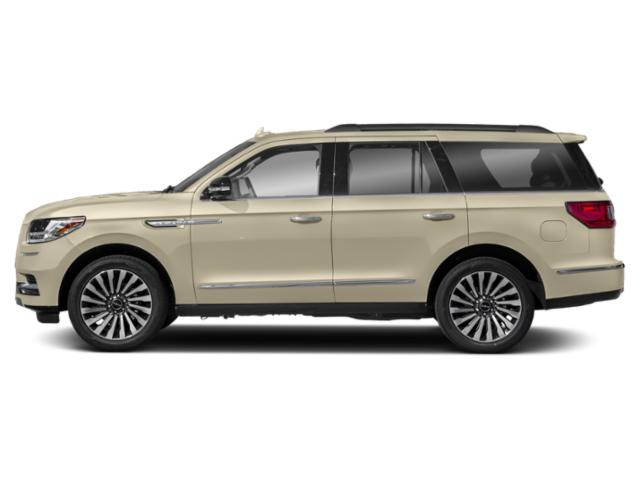 Ivory Pearl Metallic Tri-Coat 2018 Lincoln Navigator Pictures Navigator Utility 4D Select 4WD V6 Turbo photos side view