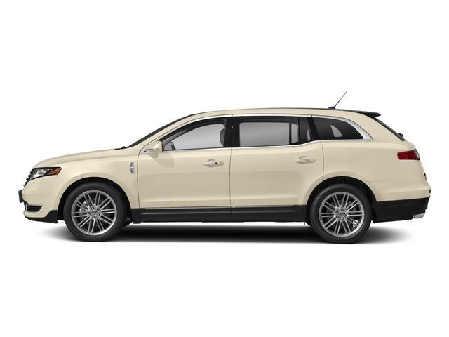 Ivory Pearl Metallic Tri-Coat 2018 Lincoln MKT Pictures MKT Wagon 4D Town Car AWD V6 photos side view