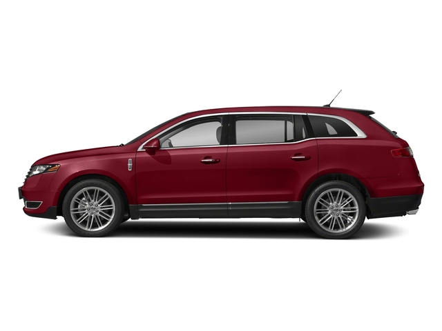 Ruby Red Metallic Tinted Clearcoat 2018 Lincoln MKT Pictures MKT Wagon 4D Town Car AWD V6 photos side view