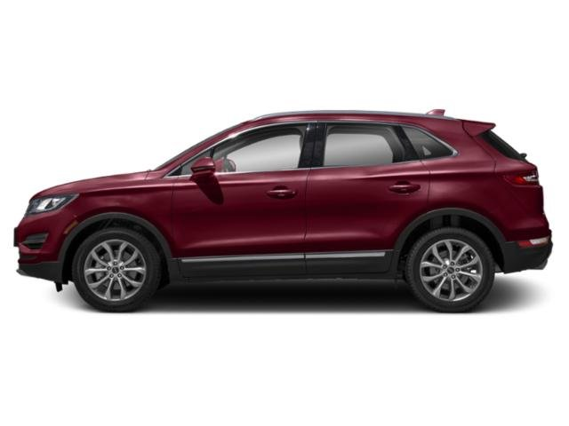 Chroma Cabernet Red Premium Metallic (Chromoflare) 2018 Lincoln MKC Pictures MKC Utility 4D Black Label 2WD I4 Turbo photos side view