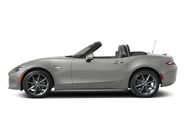 Ceramic Metallic 2018 Mazda MX-5 Miata Pictures MX-5 Miata Club Auto photos side view