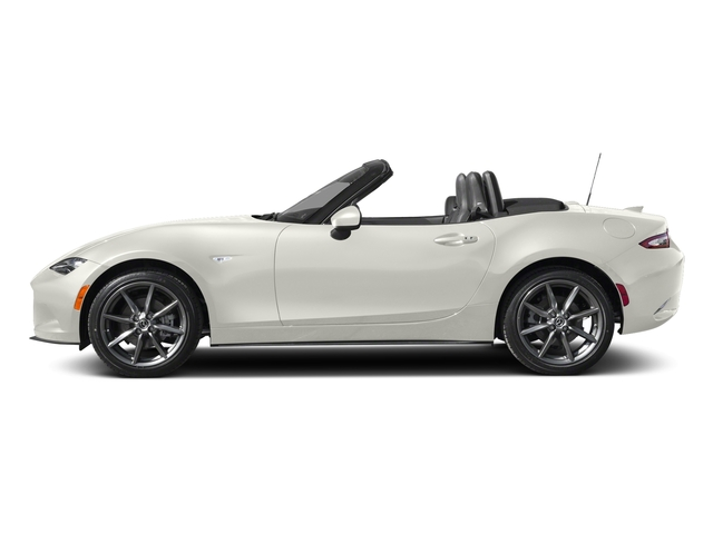 Arctic White 2018 Mazda MX-5 Miata Pictures MX-5 Miata Club Auto photos side view