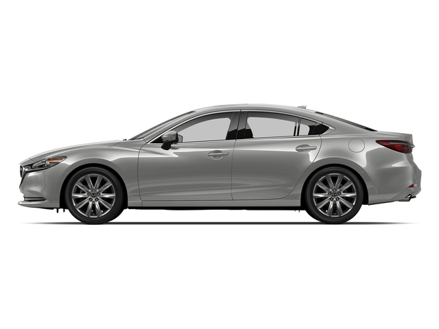 Sonic Silver Metallic 2018 Mazda Mazda6 Pictures Mazda6 Touring Auto photos side view