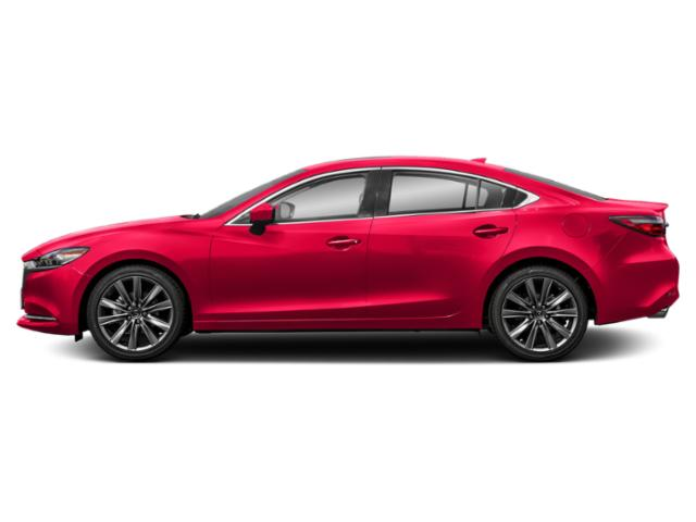 Soul Red Crystal Metallic 2018 Mazda Mazda6 Pictures Mazda6 Grand Touring Reserve Auto photos side view