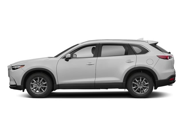 Snowflake White Pearl Mica 2018 Mazda CX-9 Pictures CX-9 Sport FWD photos side view