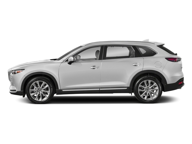 Snowflake White Pearl Mica 2018 Mazda CX-9 Pictures CX-9 Utility 4D GT 2WD I4 photos side view