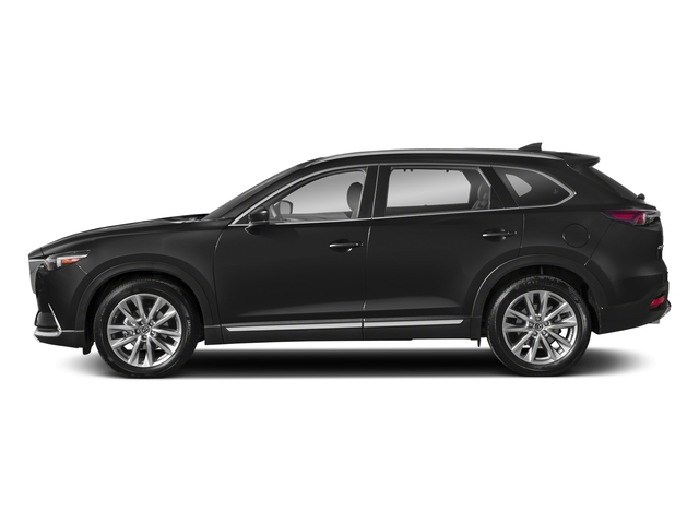 Jet Black Mica 2018 Mazda CX-9 Pictures CX-9 Utility 4D GT 2WD I4 photos side view