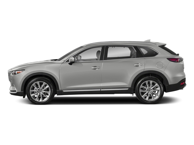 Sonic Silver Metallic 2018 Mazda CX-9 Pictures CX-9 Utility 4D GT 2WD I4 photos side view