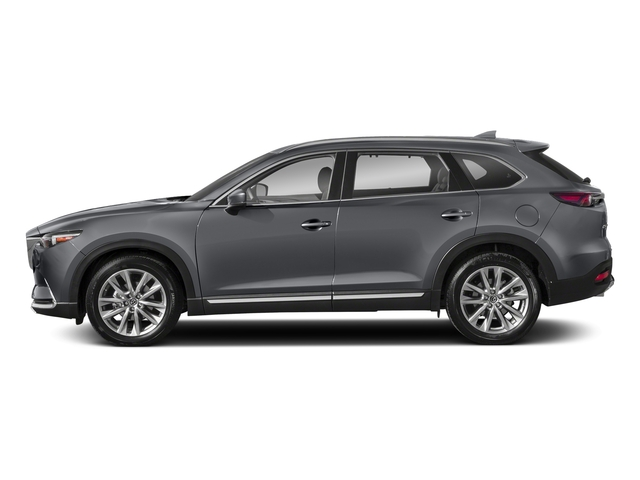 Machine Gray Metallic 2018 Mazda CX-9 Pictures CX-9 Utility 4D GT 2WD I4 photos side view