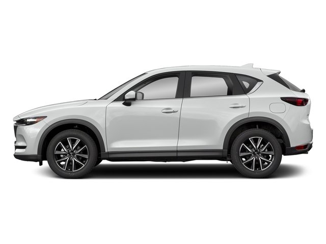 Snowflake White Pearl Mica 2018 Mazda CX-5 Pictures CX-5 Utility 4D Touring AWD I4 photos side view