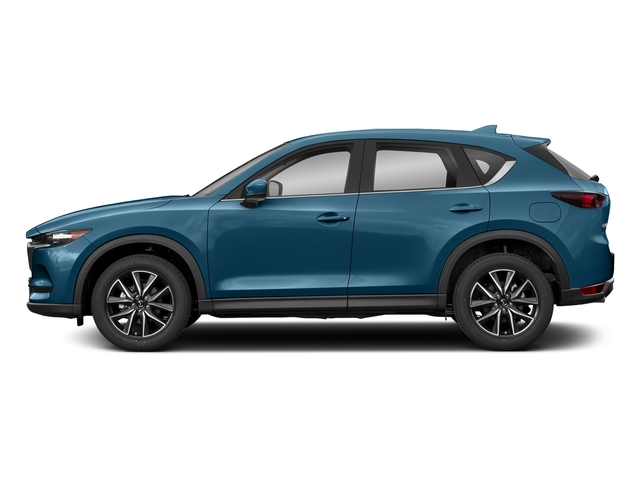 Eternal Blue Mica 2018 Mazda CX-5 Pictures CX-5 Utility 4D Touring AWD I4 photos side view