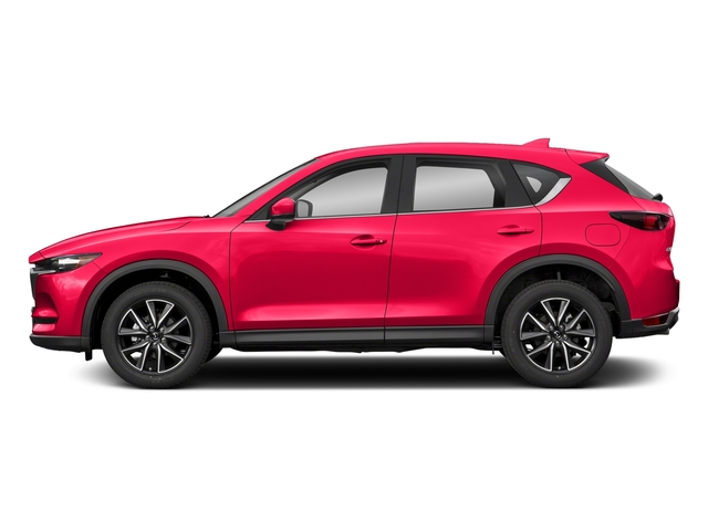 Soul Red Crystal Metallic 2018 Mazda CX-5 Pictures CX-5 Utility 4D Touring AWD I4 photos side view