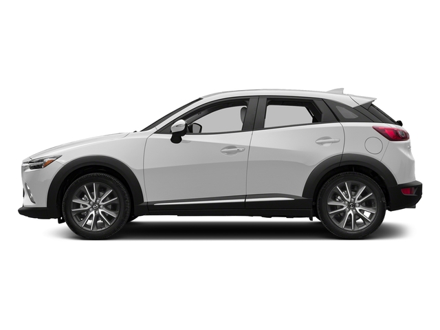 Snowflake White Pearl Mica 2018 Mazda CX-3 Pictures CX-3 Utility 4D GT AWD I4 photos side view