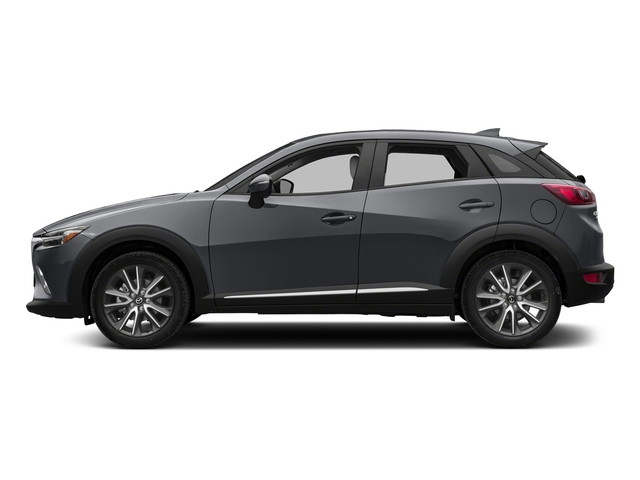 Machine Gray Metallic 2018 Mazda CX-3 Pictures CX-3 Utility 4D GT AWD I4 photos side view