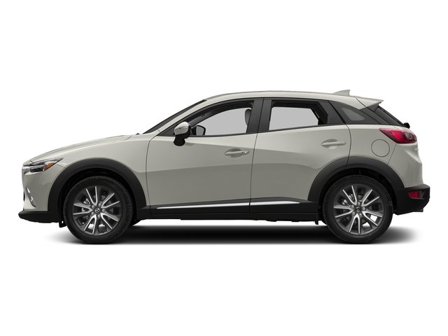 Ceramic Metallic 2018 Mazda CX-3 Pictures CX-3 Utility 4D GT AWD I4 photos side view