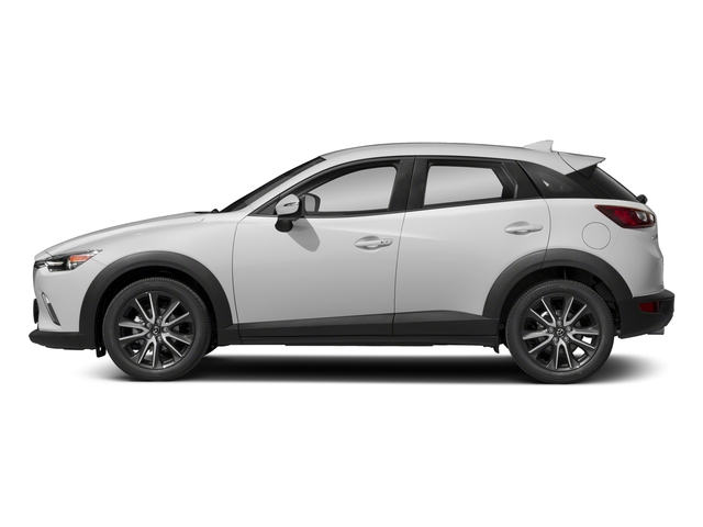 Snowflake White Pearl Mica 2018 Mazda CX-3 Pictures CX-3 Touring FWD photos side view