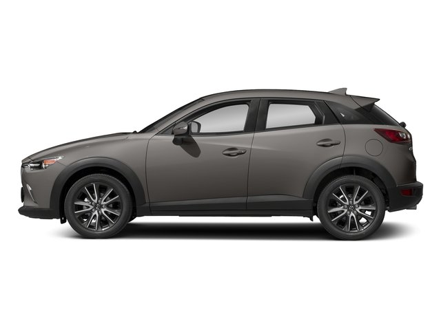 Titanium Flash Mica 2018 Mazda CX-3 Pictures CX-3 Touring FWD photos side view
