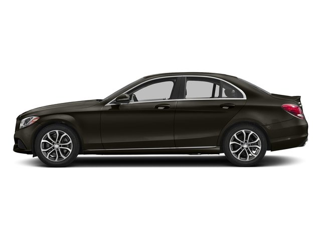 Dakota Brown Metallic 2018 Mercedes-Benz C-Class Pictures C-Class C 300 Sedan photos side view