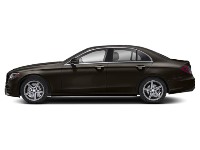 Dakota Brown Metallic 2018 Mercedes-Benz E-Class Pictures E-Class E 300 RWD Sedan photos side view