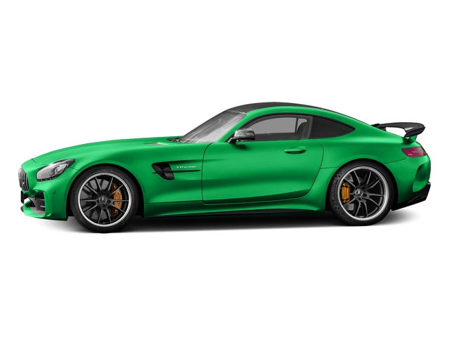 AMG Green Hell Magno 2018 Mercedes-Benz AMG GT Pictures AMG GT AMG GT R Coupe photos side view
