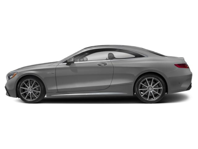 designo Allanite Grey Magno 2018 Mercedes-Benz S-Class Pictures S-Class AMG S 63 4MATIC Coupe photos side view
