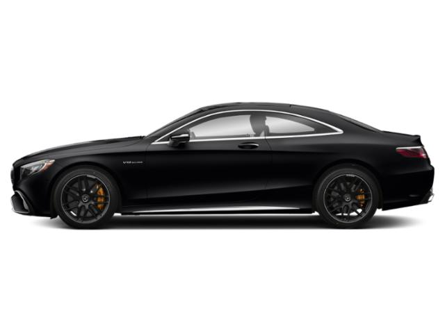 Black 2018 Mercedes-Benz S-Class Pictures S-Class AMG S 65 Coupe photos side view