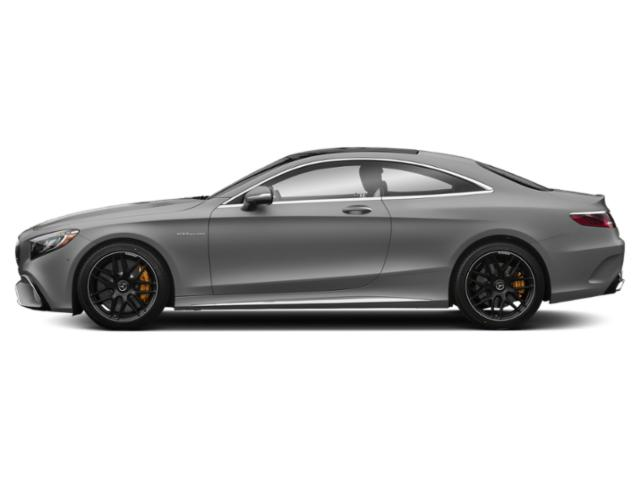 designo Allanite Grey Magno 2018 Mercedes-Benz S-Class Pictures S-Class AMG S 65 Coupe photos side view