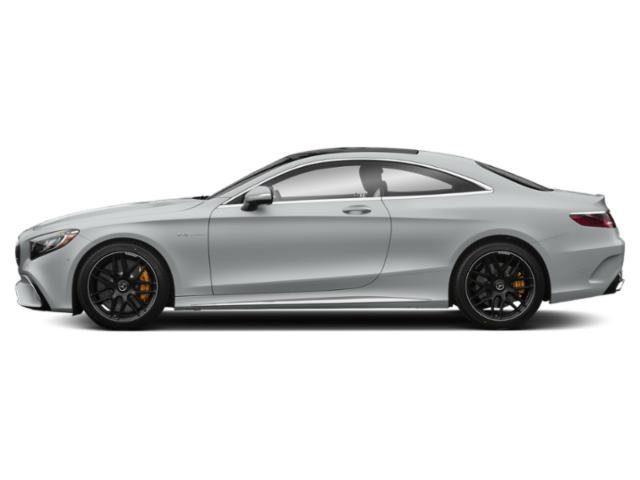 Iridium Silver Metallic 2018 Mercedes-Benz S-Class Pictures S-Class AMG S 65 Coupe photos side view