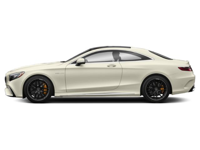 designo Diamond White 2018 Mercedes-Benz S-Class Pictures S-Class AMG S 65 Coupe photos side view
