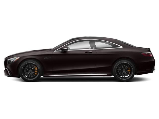 Ruby Black Metallic 2018 Mercedes-Benz S-Class Pictures S-Class AMG S 65 Coupe photos side view