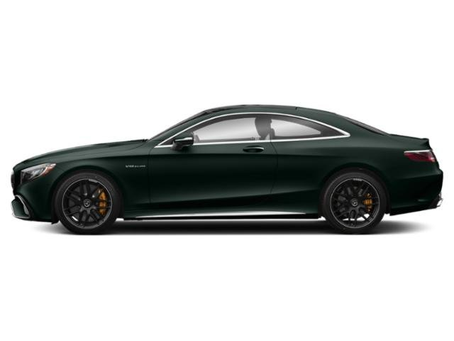 Emerald Green Metallic 2018 Mercedes-Benz S-Class Pictures S-Class AMG S 65 Coupe photos side view