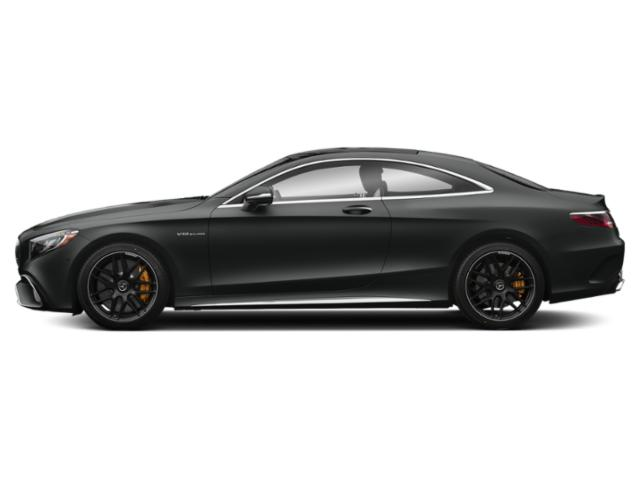 Selenite Grey Metallic 2018 Mercedes-Benz S-Class Pictures S-Class AMG S 65 Coupe photos side view