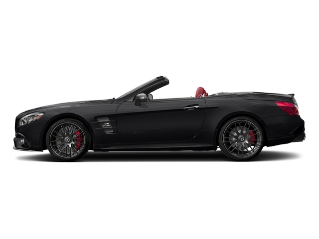 Black 2018 Mercedes-Benz SL Pictures SL AMG SL 63 Roadster photos side view