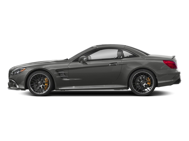 designo Selenite Grey Magno (Matte Finish) 2018 Mercedes-Benz SL Pictures SL AMG SL 65 Roadster photos side view