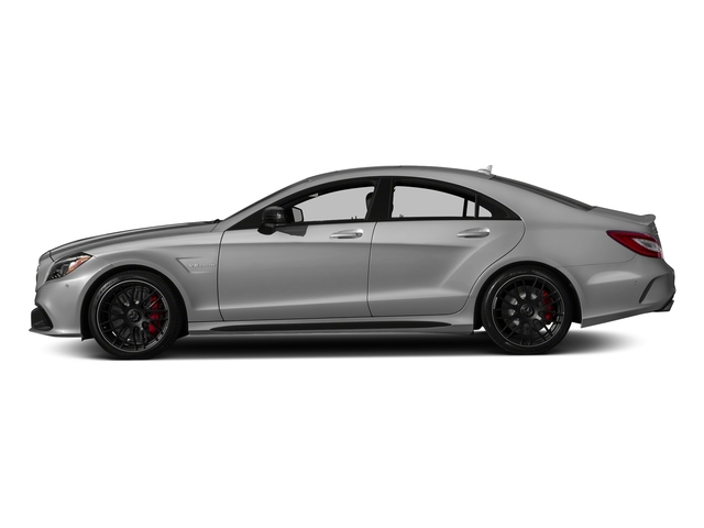 designo Magno Alanite Grey (Matte Finish) 2018 Mercedes-Benz CLS Pictures CLS AMG CLS 63 S 4MATIC Coupe photos side view