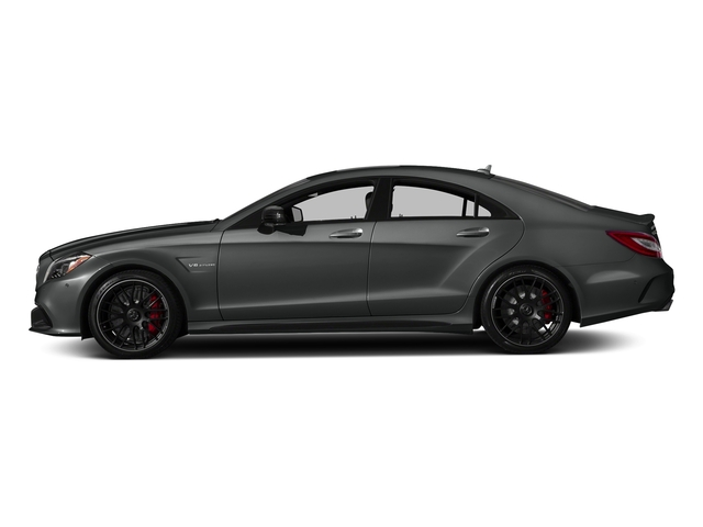 Selenite Grey Metallic 2018 Mercedes-Benz CLS Pictures CLS AMG CLS 63 S 4MATIC Coupe photos side view