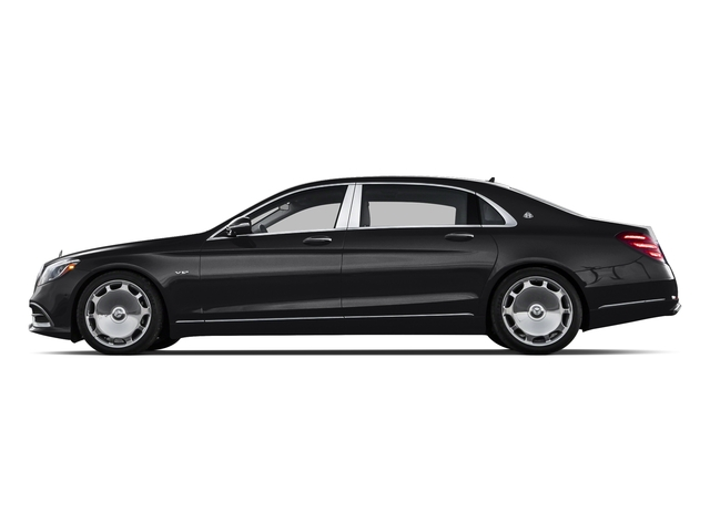 Black 2018 Mercedes-Benz S-Class Pictures S-Class Maybach S 650 Sedan photos side view