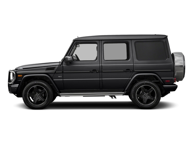 designo Manufaktur Black Opal 2018 Mercedes-Benz G-Class Pictures G-Class 4 Door Utility 4Matic photos side view