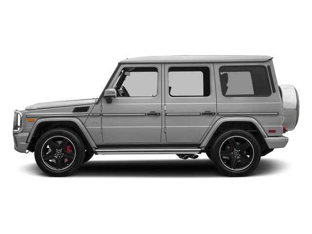 designo Platinum Magno 2018 Mercedes-Benz G-Class Pictures G-Class 4 Door Utility 4Matic photos side view
