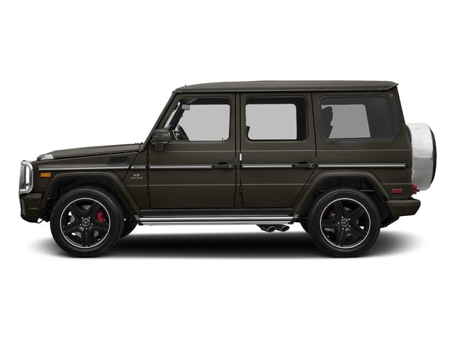 designo Manufaktur Sintered Bronze Magno 2018 Mercedes-Benz G-Class Pictures G-Class 4 Door Utility 4Matic photos side view
